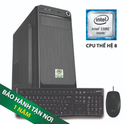 Máy bộ TNC I3-8100 SSD 8GB