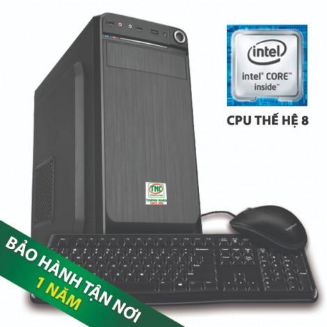 Máy bộ TNC I3-8100 HDD 4GB