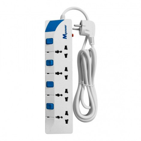 Ổ cắm điện Mpower MP-243S