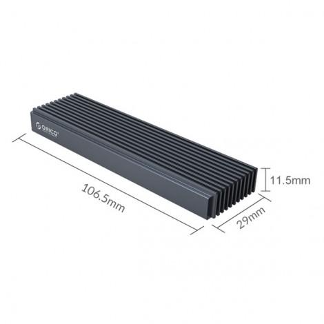 SSD BOX ORICO M2PJ-C3-GY