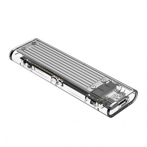 HDD BOX ORICO NVMe M.2 SSD TCM2-C3