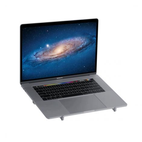 Giá đỡ tản nhiệt Laptop Rain Design (USA) MBAR PRO + FOLDABLE - RD10085(Space Gray)