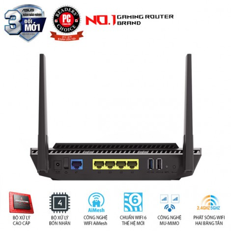 Router wifi Asus RT-AX56U
