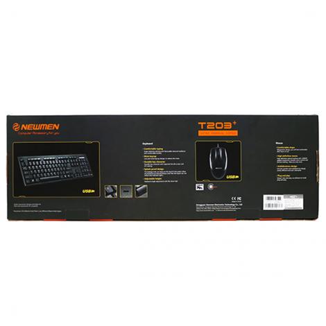 Keyboard + Mouse Newmen T203Plus