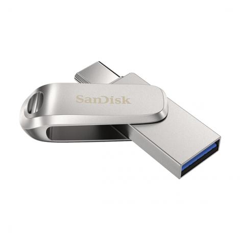 USB 64GB SanDisk Ultra Dual Drive Luxe Type-C (SDDDC4-064G-G46)