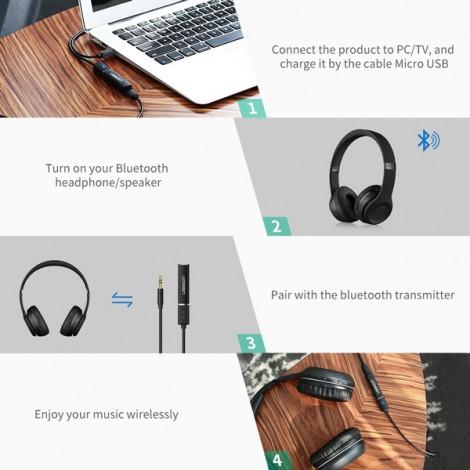 Bộ nhận âm thanh Bluetooth Ugreen 50213