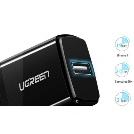 Củ sạc điện thoại USB-A 2.1A Ugreen 50459
