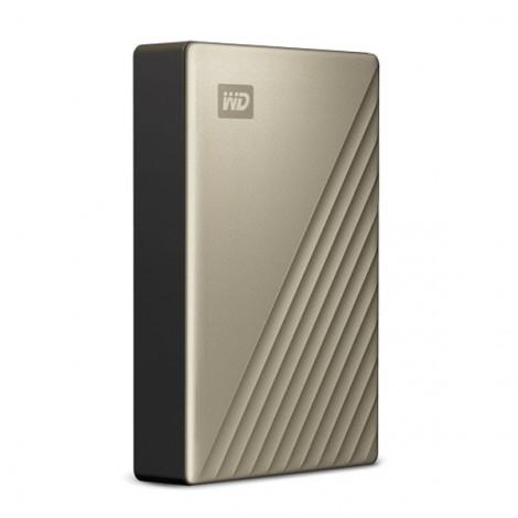 Ổ cứng HDD 4TB Western Digital My PassPort Ultra WDBFTM0040BGD-WESN