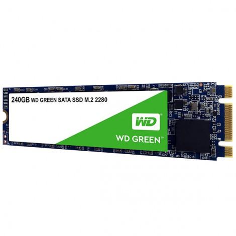 Ổ cứng SSD 240GB WDS240G2G0B (M2-2280)