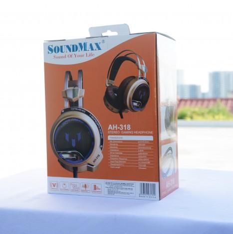 HeadPhone Soundmax AH-318