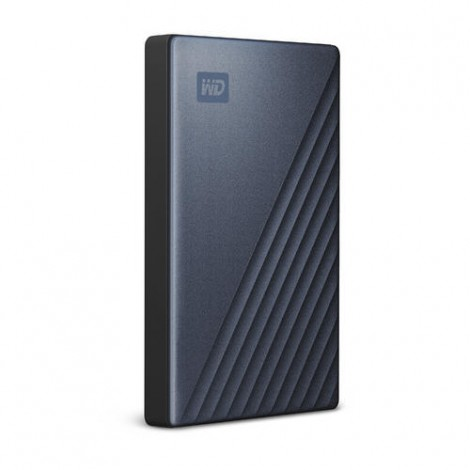 Ổ cứng HDD 4TB Western Digital My Passport Ultra WDBFTM0040BBL-WESN