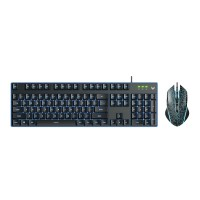 Combo bàn phím + chuột Rapoo V100S