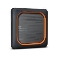 Ổ cứng SSD 500GB WD MPP Wireless WDBAMJ5000AGY-PESN