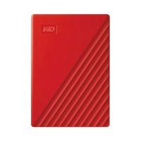 Ổ cứng gắn ngoài HDD 4TB WD My Passport WDBPKJ0040BRD-WESN