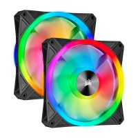 Bộ 2 Fan Corsair QL140 PRO RGB kèm Node Core CO-9050100-WW