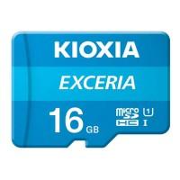 Thẻ nhớ Micro SDHC 16GB Kioxia Exceria UHS-I C10-LMEX1L016GG4