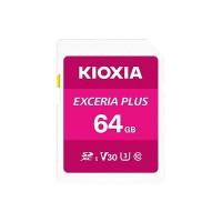 Thẻ nhớ SDXC 64GB Kioxia Exceria Plus UHS-I C10-LNPL1M064GG4