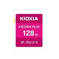 Thẻ nhớ SDXC 128GB Kioxia Exceria Plus UHS-I C10-LNPL1M128G