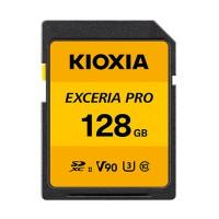 Thẻ nhớ SDXC 128GB Kioxia Exceria Pro UHS-II C10-LNPR1Y128GG4