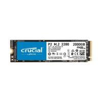 Ổ cứng SSD 2TB Crucial P2 PCIe NVMe CT2000P2SSD8