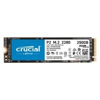 Ổ cứng SSD 250GB Crucial P2 PCIe NVMe CT250P2SSD8