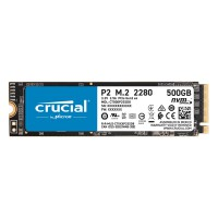 Ổ cứng SSD 500GB Crucial P2 PCIe NVMe CT500P2SSD8