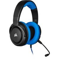 Tai nghe Corsair HS35 Stereo Blue