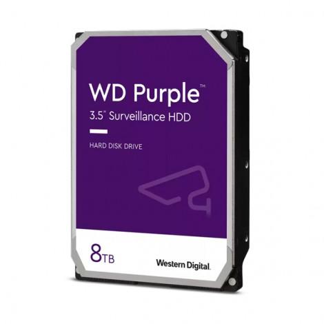 Ổ cứng HDD 8TB WD WD84PURZ AI (purple)