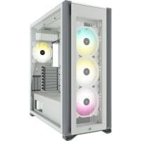 Case Corsair iCUE 7000X RGB TG White CC-9011227-WW