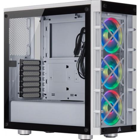 Case Corsair 465X TG RGB White