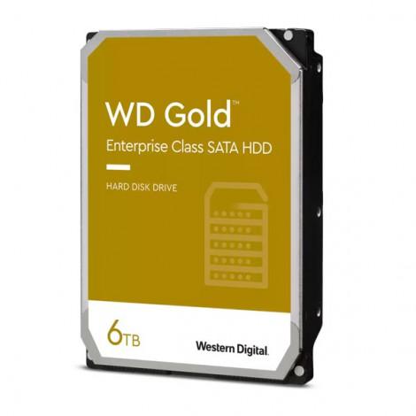 Ổ cứng HDD 6TB Western Digital GOLD WD6003FRYZ