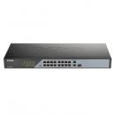Switch D-link DSS-100E-18P