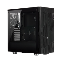 Case Corsair 275R AIRFLOW Tempered Glass (Black) - Mid Tower