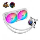 TẢN NHIỆT CPU ASUS ROG STRIX LC 240 ARGB White Edition