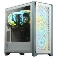 Case Corsair 4000D Airflow TG White