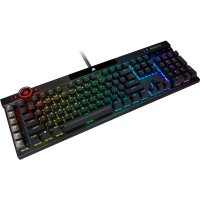 Bàn phím Corsair K100 BLK-MX SPEED-RGB