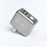 Cốc Sạc PISEN Dual USB Charger 2A 15W TS-FC026