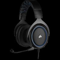 Tai nghe Corsair HS50 PRO Stereo Blue