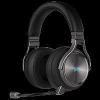 Tai nghe không dây Corsair Virtuoso RGB Gunmetal