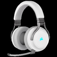 Tai nghe không dây Corsair Virtuoso RGB White