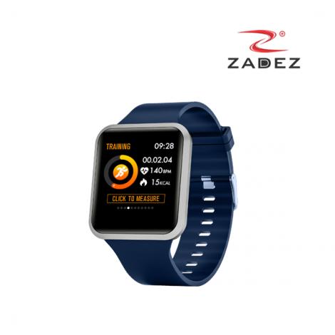 Đồng hồ thông minh ZADEZ Square 2 (Silver)