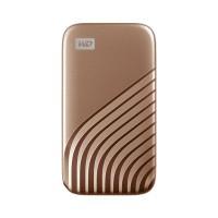 Ổ cứng SSD 1TB WD My PassPort WDBAGF0010BGD-WESN (Vàng)