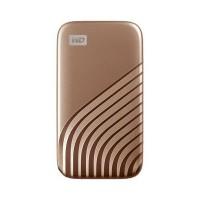 Ổ cứng SSD 500GB WD My PassPort WDBAGF5000AGD-WESN (Vàng)