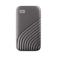 Ổ cứng SSD 500GB WD My PassPort  WDBAGF5000AGY-WESN (Xám)