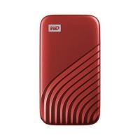 Ổ cứng SSD 500GB WD My PassPort WDBAGF5000ARD-WESN (Đỏ)