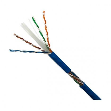 Cáp mạng APTEK CAT.6 U/UTP 23AWG PVC