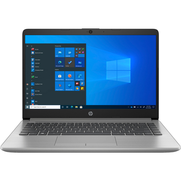 Laptop HP 240 G8 342A3PA (Bạc)