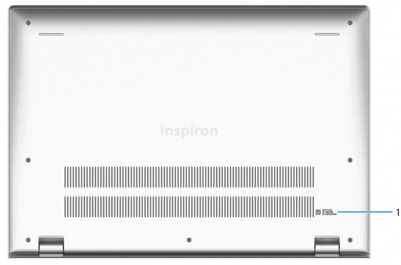 Laptop Dell Inspiron 7400 DDXGD1 (Bạc)