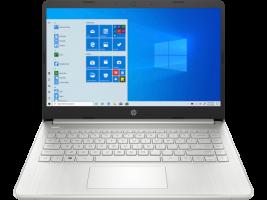 Laptop HP 14s-dq2545TU 46M23PA (Bạc)