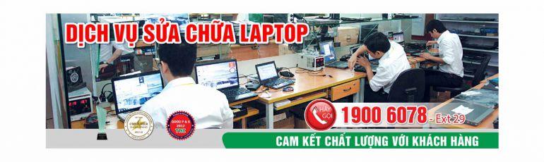Dịch vụ sửa chữa laptop điện thoại